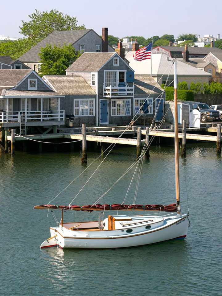 Anderson's Stillwater Moorings on Nantucket MA